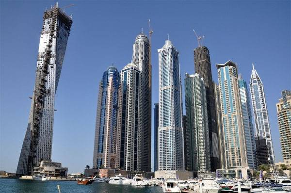 Princess Tower Dubai Is The Tallest Building In The