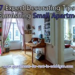 7 Expert Decorating Tips for Furnishing Small Apartments