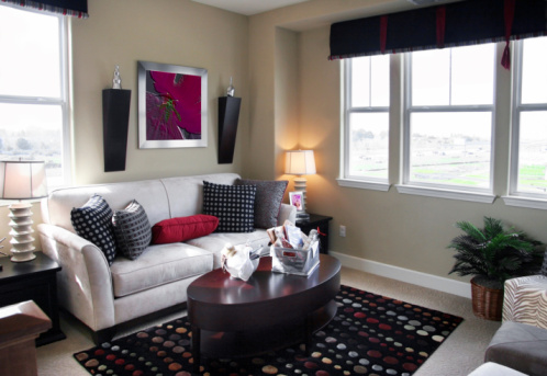 How To Use Statement Rugs Change The