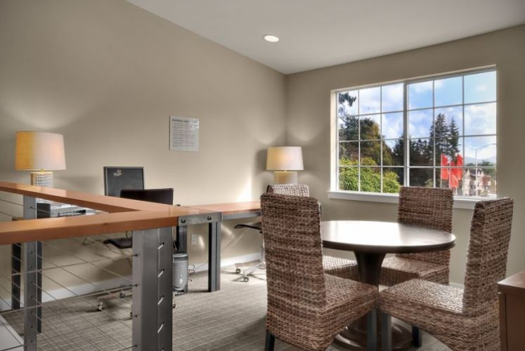 Apartments At The Villages At South Station Tukwila