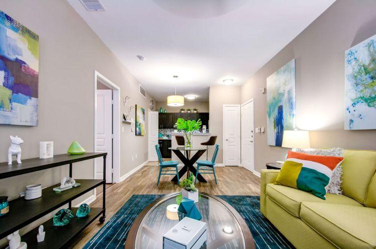 Apartments At The Niche Apartments San Antonio