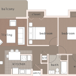 Sorrento floor plan design