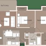 Sorrento floor plan design