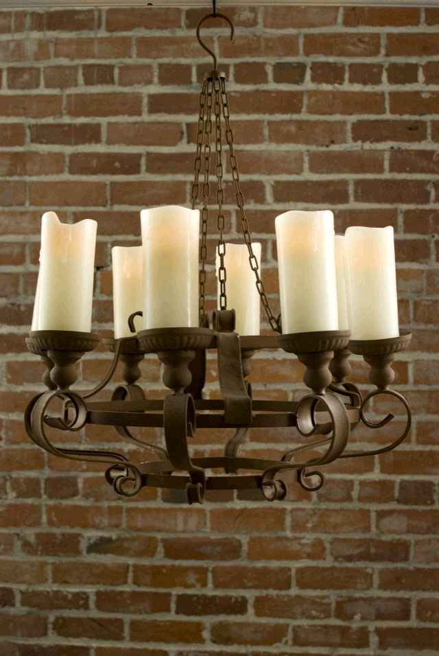 Where To Find Chandelier Rustic Iron 24x24x12 Tall In Ft Wayne
