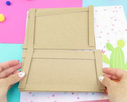 cardboard step-by-step