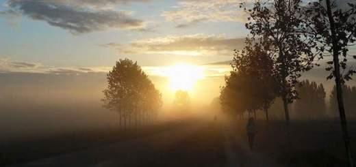 strada del cammino di santiago