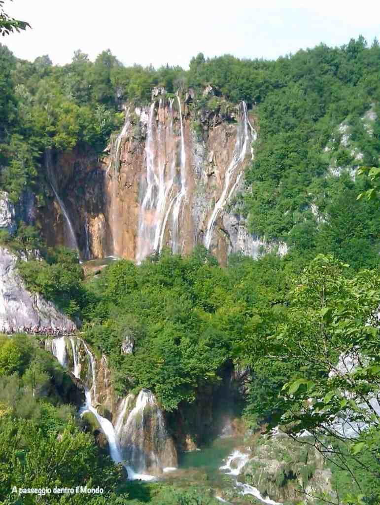 cascata laghi di plitvice
