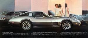 1978 Original Brochure | 1973 & 1978 Corvette