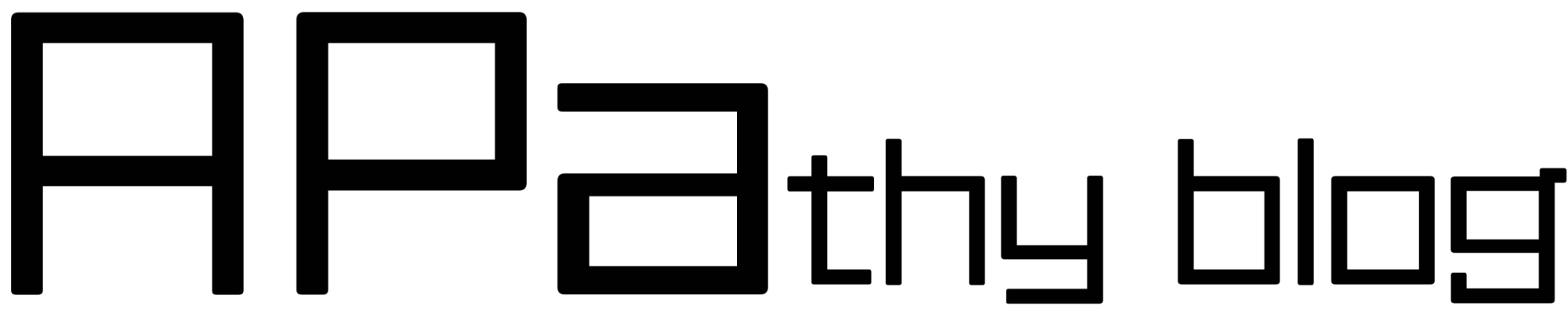 A Pathy Blog
