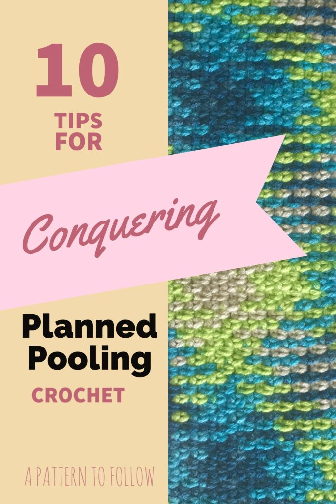 Planned Pooling Crochet is a lot of fun when it works out right! These tips will help your project be flawless