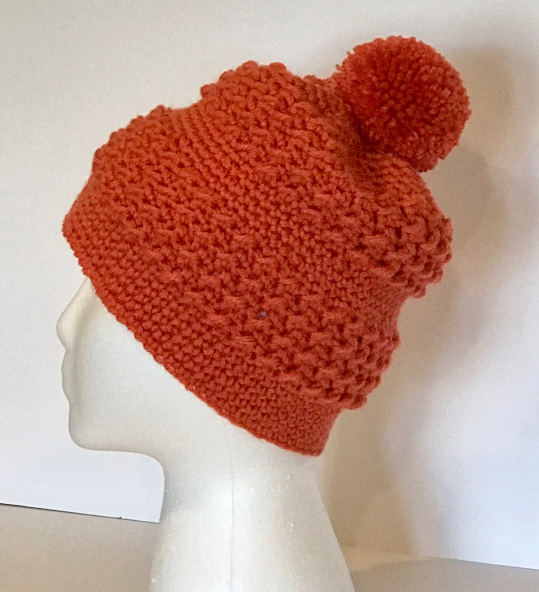 Beautiful Autumn Wonderland Crochet Hat