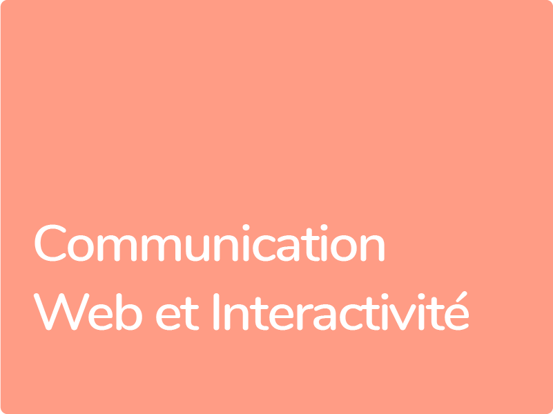 Formations Communication Web WordPress et interactivité HTML5