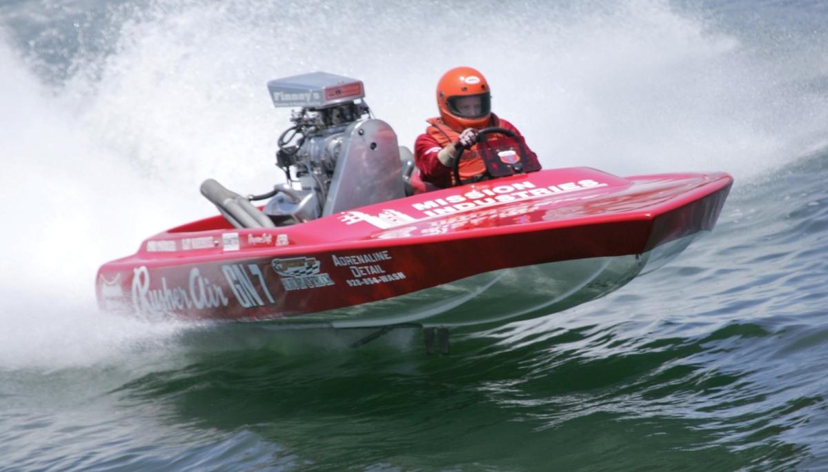 Inboard Endurance American Power Boat Association