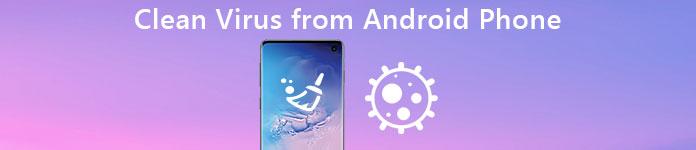 Cleaner Virus Phone