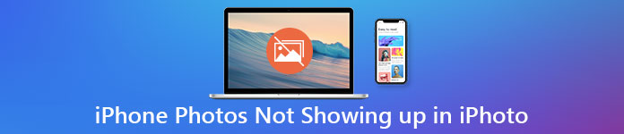 iPhone Photos not Showing up in iPhoto/Photos on Mac OS