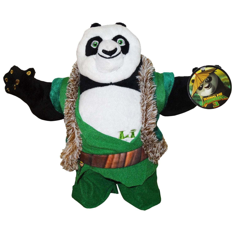 Kung Fu Panda 3 Peluche 30cm Scelta Personaggio Top