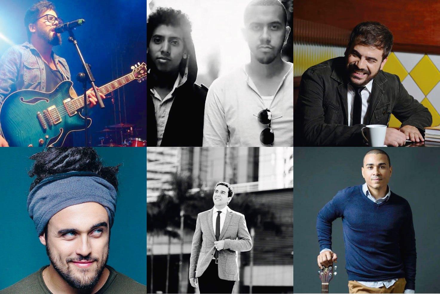 6 vozes masculinas para ouvir e compartilhar