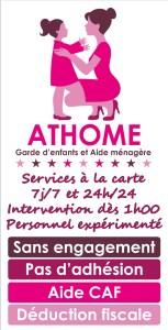 ATHOME partenaire APE