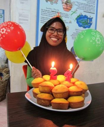 178. Rani's Birthday