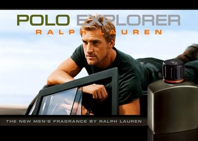 Polo Explorer Ralph Lauren ad