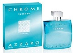 عطر ازارو كروم سمر Azzaro Chrome Summer