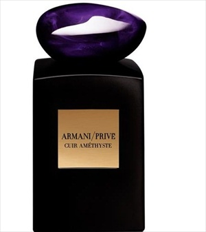 Armani Prive Collection Cuir Amethyste
