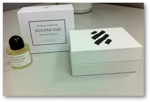 Accord Oud Byredo