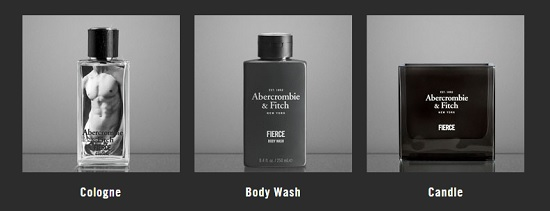 Firece Abercrombie & Fitch