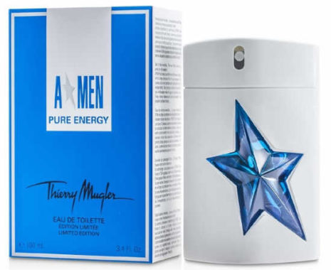 عطر A Men Pure Energy Thierry Mugler