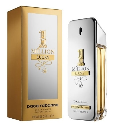 1aac441b7 عطر ون مليون لاكي باكو رابان One Million Lucky Paco Rabanne