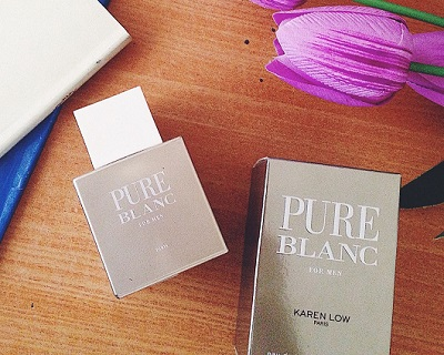 عطر Pure Blanc For Men Karen Low