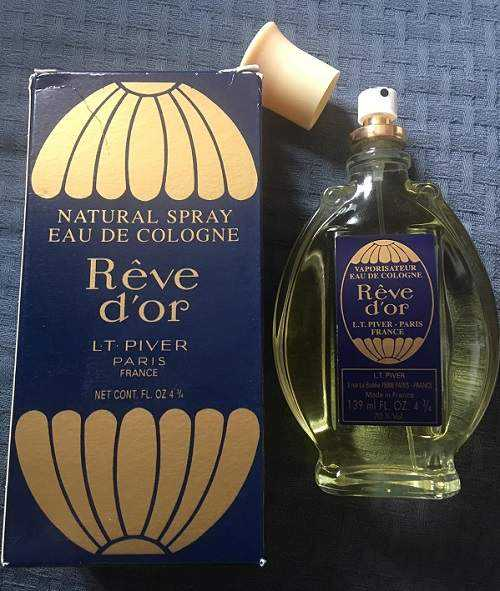 عطر Reve d'Or L.T. Piver Paris