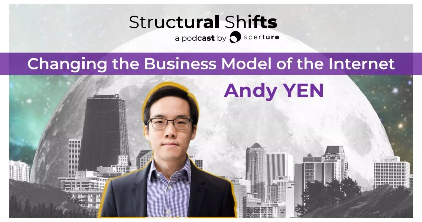 Changing the Business Model of the Internet with Andy YEN