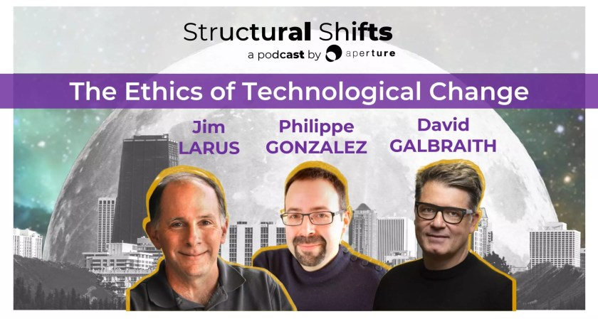 The Ethics of Technological Change, w/ Jim LARUS, Philippe GONZALEZ, David GALBRAITH