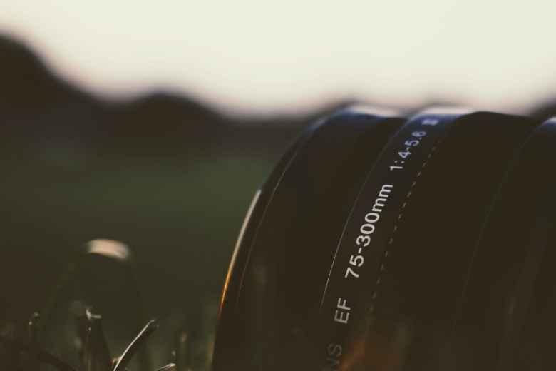 75-300 mm Lens