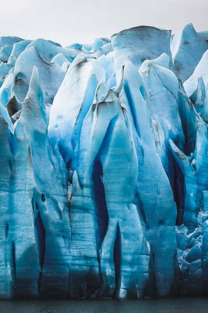 Grey Glacier - Patagonia Chile
