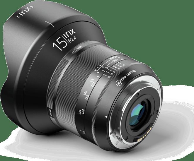 Irix 15mm f:2.4