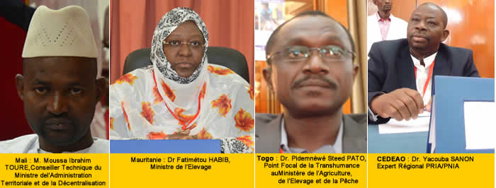 Comité d'orientation du PREPP : la Charte d'Engagements des décideurs politiques