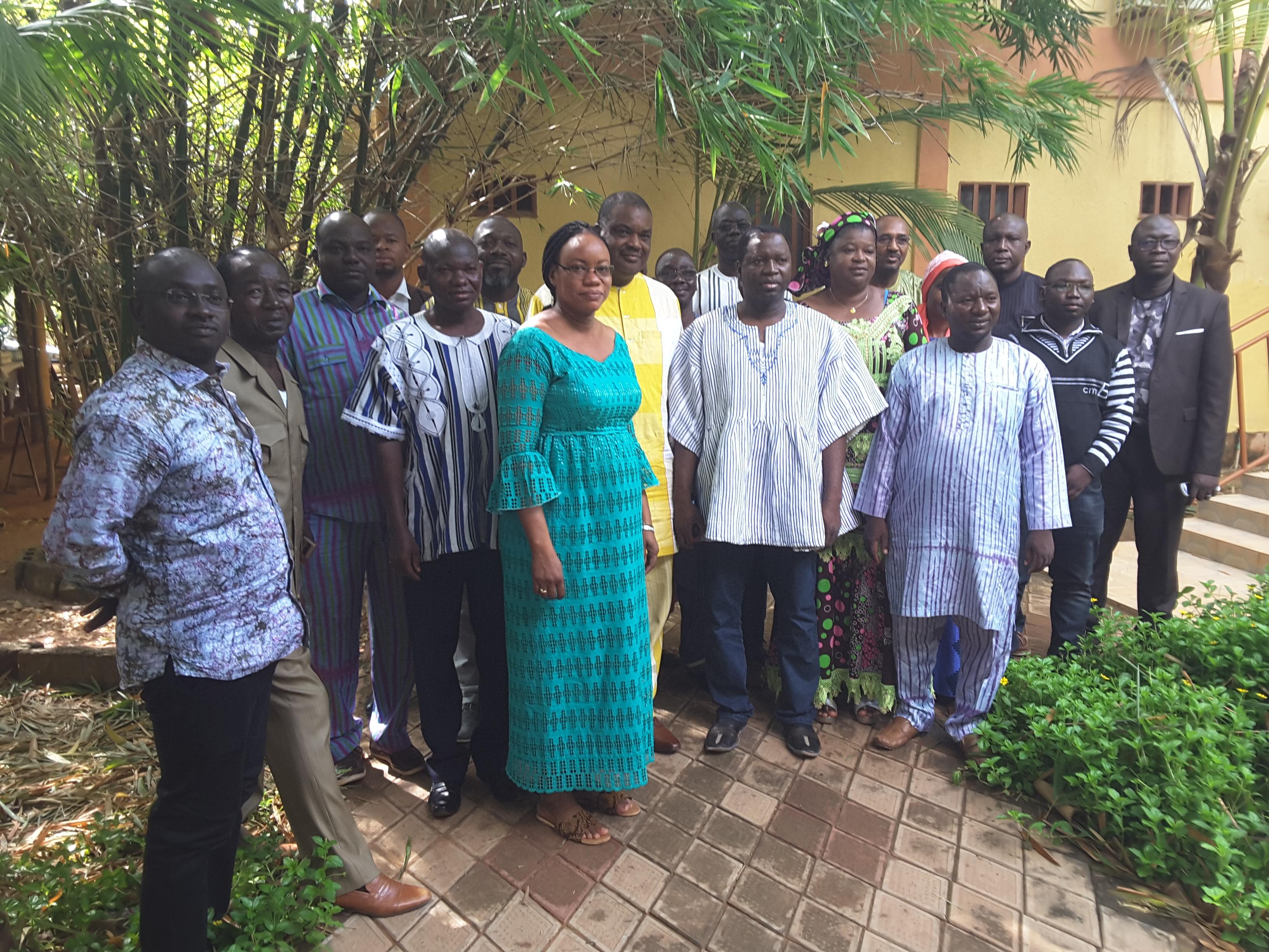 Plaidoyer en faveur du pastoralisme: offensive de «Voix pour le changement» sur les Directeurs centraux du ministère en charge de l'élevage au Burkina Faso