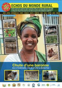 Magazine ECHOS DU MONDE RURAL. Bulletin mensuel du Comité de Veille et d'Actions de 12 réseaux régionaux d'OP, d'OSC et des acteurs des chaînes de valeur, actifs dans le secteur agrosylvopastoral et halieutique en Afrique de l'Ouest et du Centre sur les effets et impacts de la pandémie du COVID-19