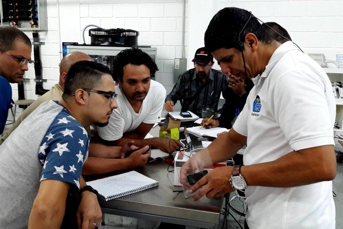 """Cencatec pone a disposición del sector el curso: """"Diseño y cálculo de cámaras de refrigeración comercial e industrial"""""""