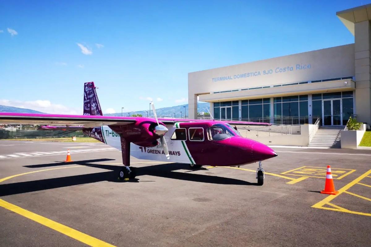 Nueva aerolinea con destino a Tambor