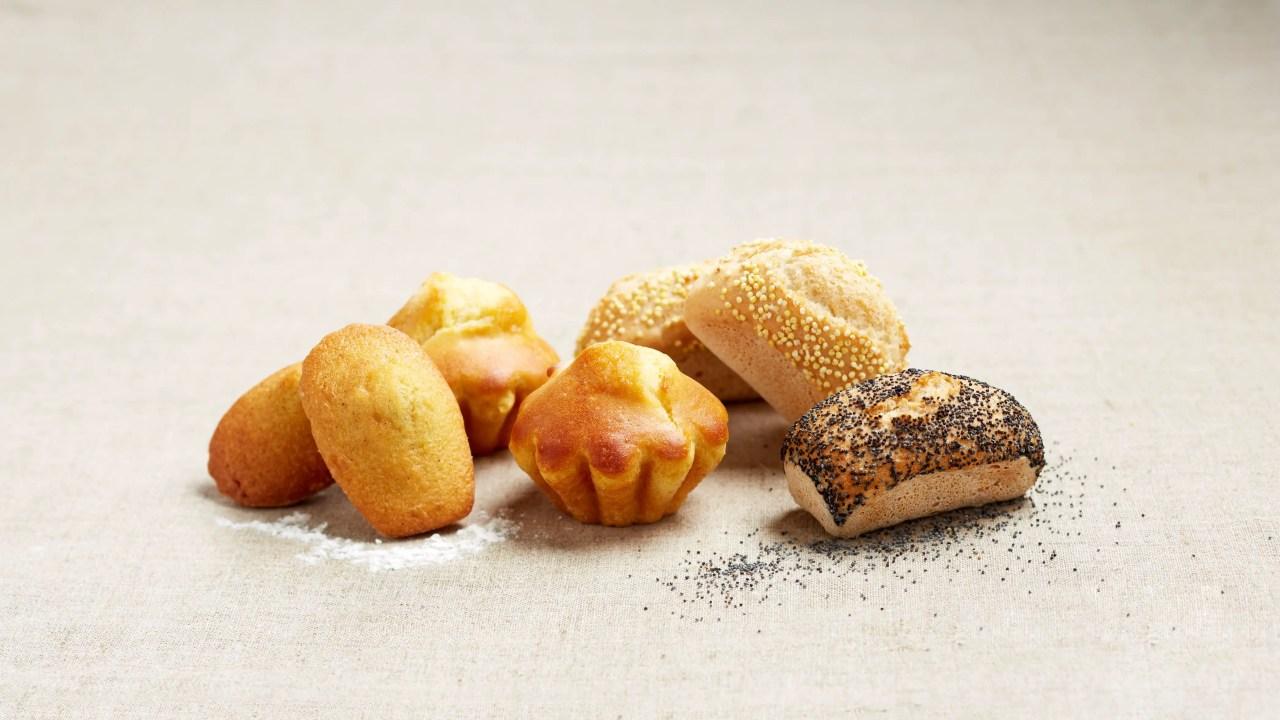 Nueva línea de pastelería y panadería