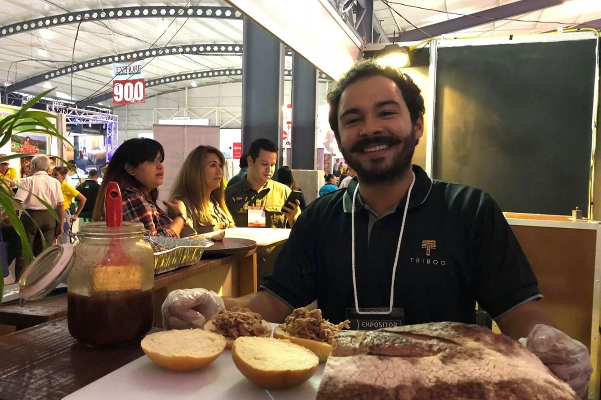 Vestigio Creativo: Un show culinario