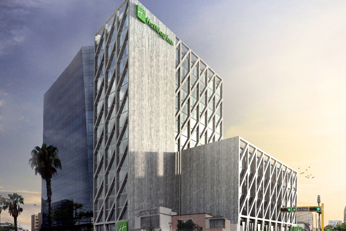 Holiday Inn abrirá hotel en Lima Miraflores