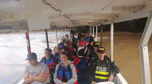 Megaoperativo turístico permitió sacar armas y droga de las calles del país