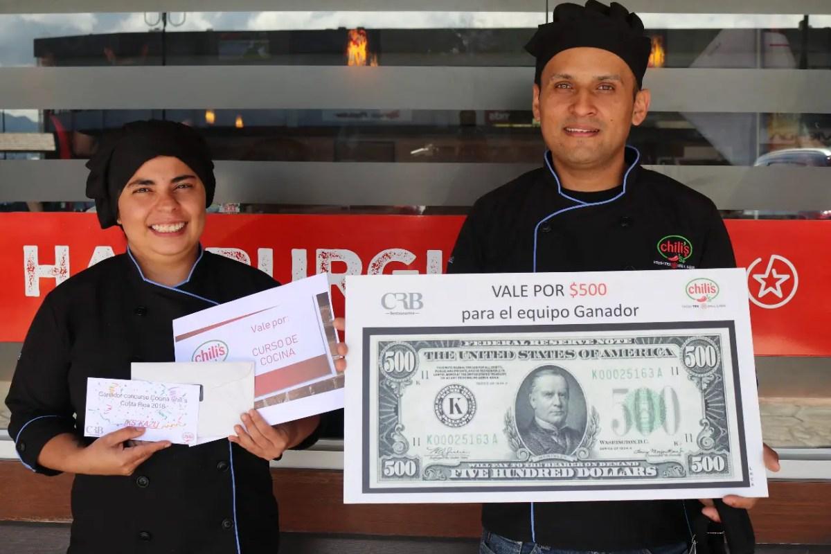 Competencia entre cocineros de Chilis