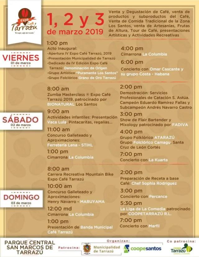 Expo Tarrazú Café 2019