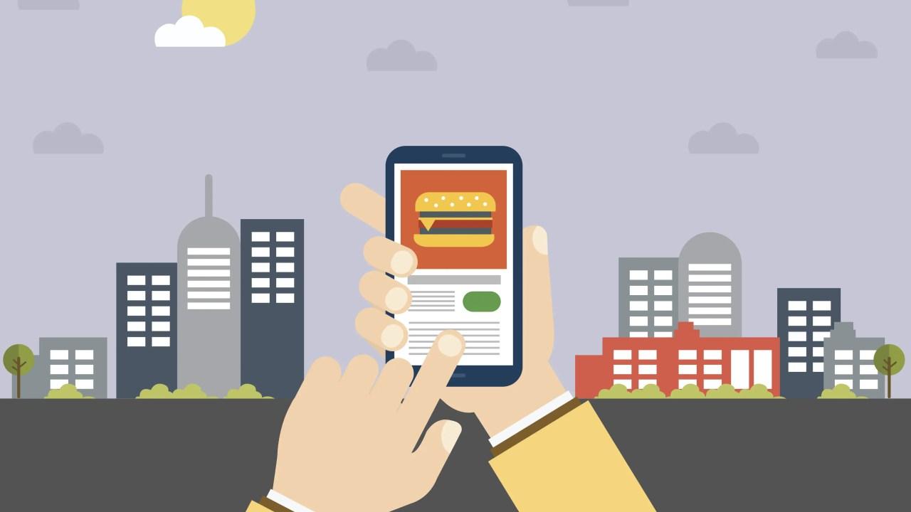 Nuevo app de restaurantes en Costa Rica