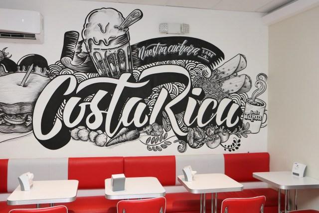 Soda Tapia Centro San Jose